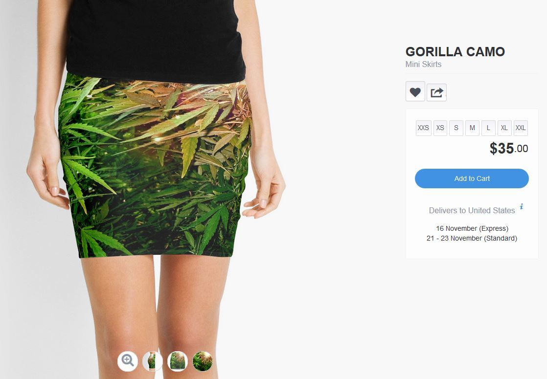 #stuph4kewlkidz #miniskirt #pencilskirt #womansclothing #fashion #clothing #urbanstyle #weed #girlswhosmokeweed #ganjagirls #hightimes